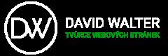 Logo David Walter - tvůrce webových stránek